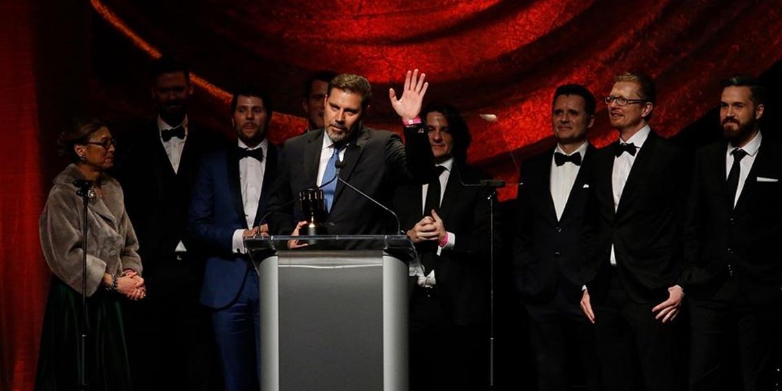 Klaus ganadora de los Annie Awards